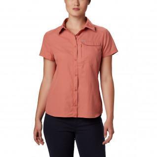 Dames Columbia Silver Ridge 2.0 shirt met korte mouwen
