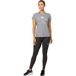 Asics Fuji Trail Tea T-shirt voor vrouwen