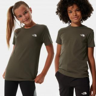 Het North Face Simple Dome Junior T-Shirt