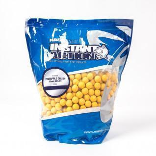 Bouillettess Nash Instant Action Ananasverbrijzeling 20 mm (1kg)