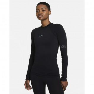 Nike Run Divisie Vrouwen T-shirt