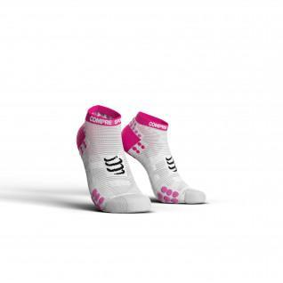 Compressport Pro Racing 3 Run Low Socks